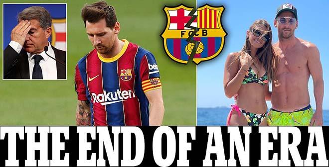 Cực sốc khả năng Messi rời Barca và không trở lại châu Âu, khoác áo CLB ở Argentina - 1