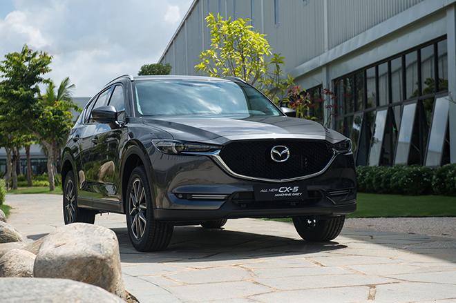Giá xe Mazda CX-5 lăn bánh tháng 8/2021 - 5
