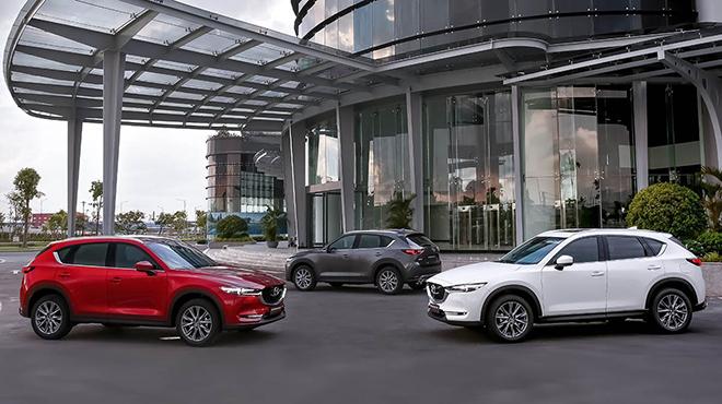 Giá xe Mazda CX-5 lăn bánh tháng 8/2021 - 1