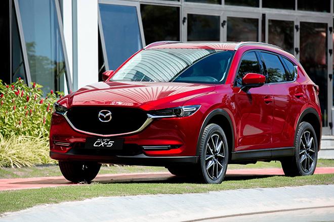Giá xe Mazda CX-5 lăn bánh tháng 8/2021 - 4