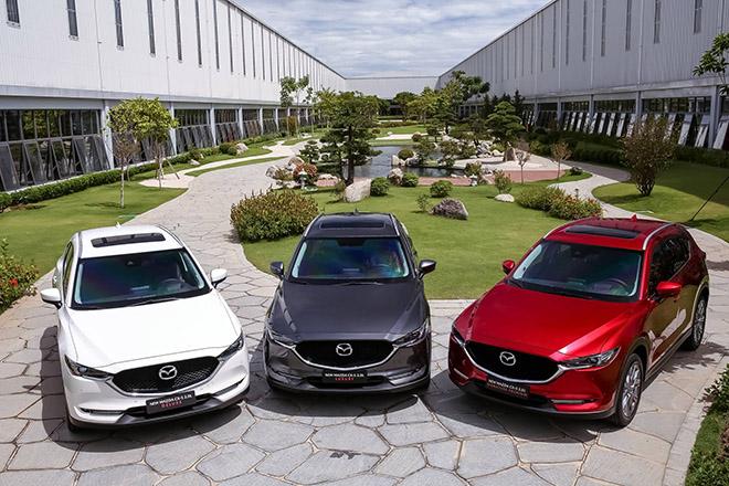 Giá xe Mazda CX-5 lăn bánh tháng 8/2021 - 3