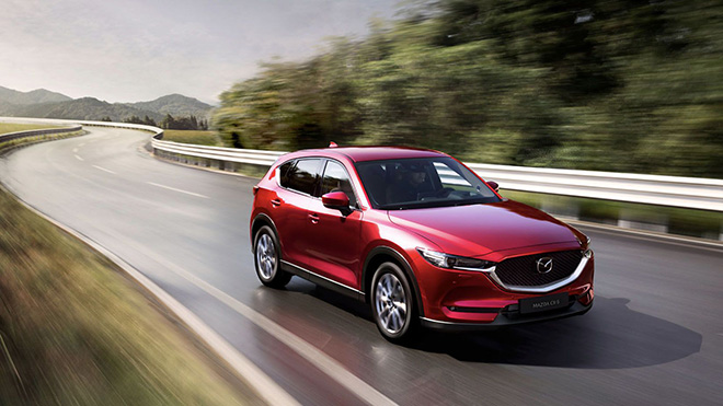 Giá xe Mazda CX-5 lăn bánh tháng 8/2021 - 9