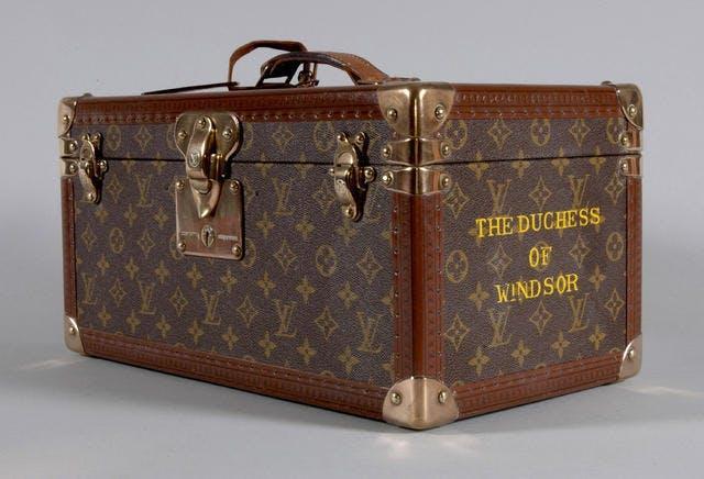 Louis Vuitton, bậc thầy thiết kế vali hành lý và monogram - 4