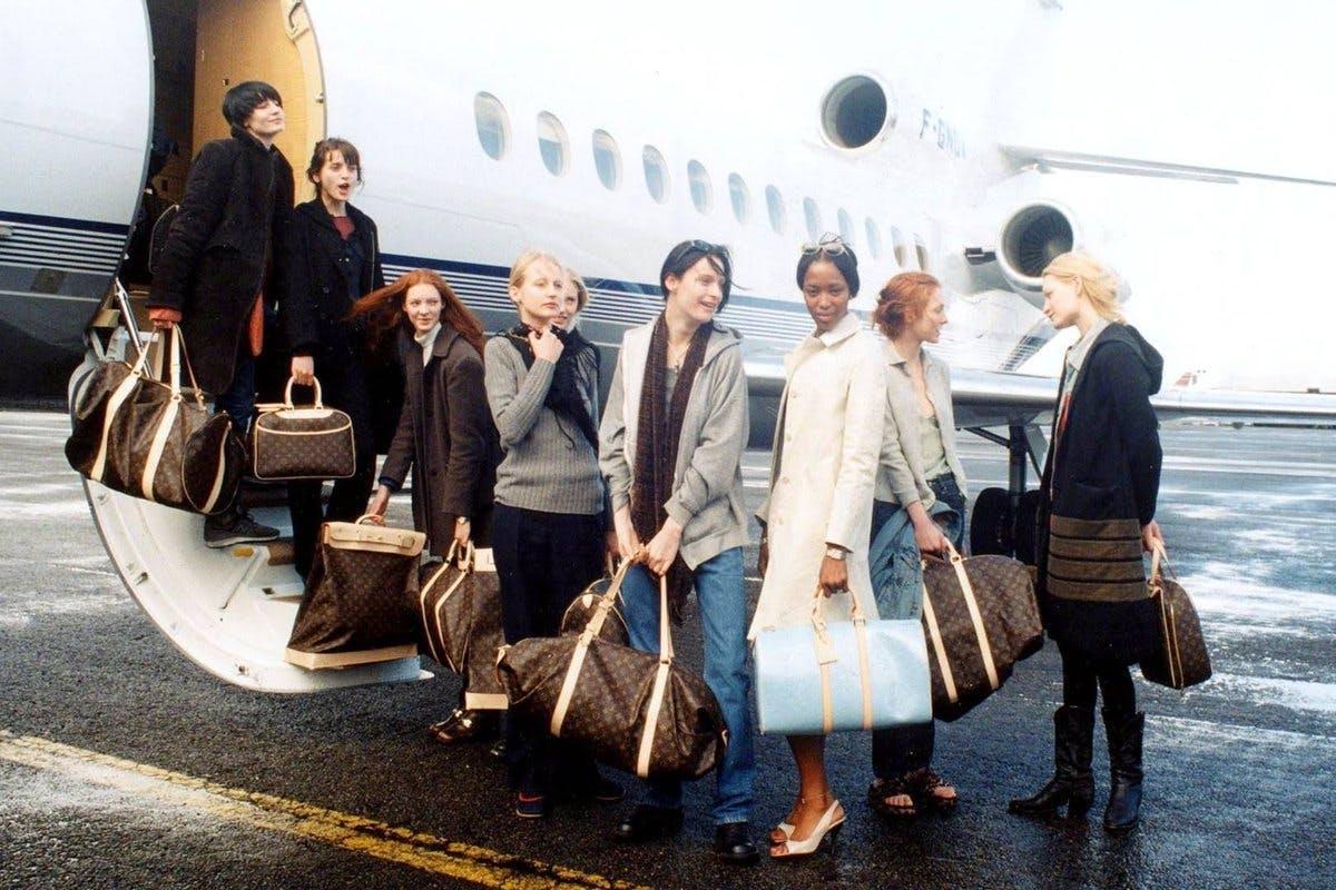 Louis Vuitton, bậc thầy thiết kế vali hành lý và monogram - 5