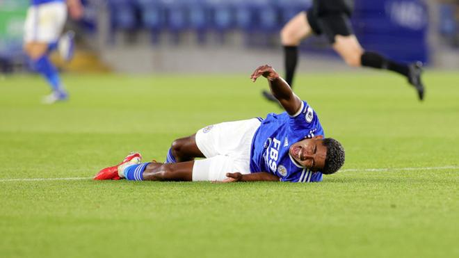 """SAO Leicester chấn thương kinh hoàng: MU thừa cơ thanh lý """"cục nợ"""" người Anh - 1"""