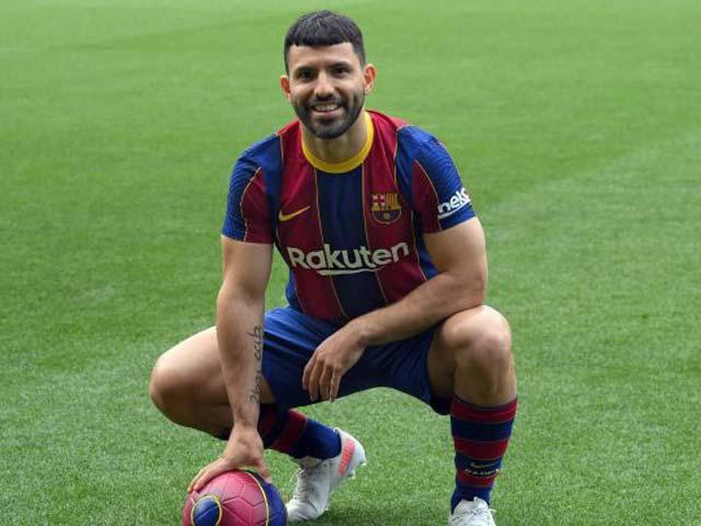 Barca đại loạn: Aguero đòi theo chân Messi ra đi, cảm thấy bị phản bội - 1