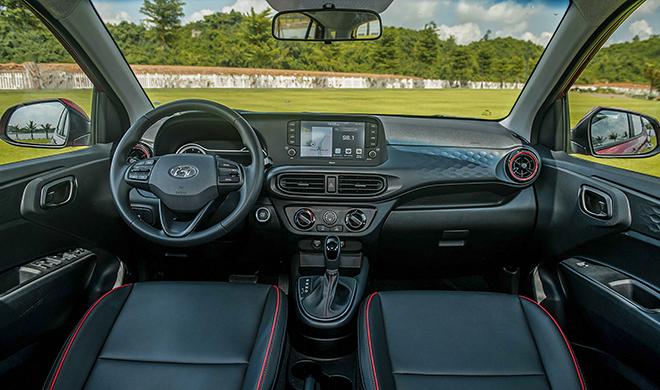 Giá lăn bánh Hyundai Grand i10 mới ra mắt - 10