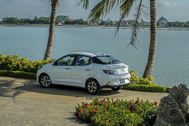 Giá lăn bánh Hyundai Grand i10 mới ra mắt - 8