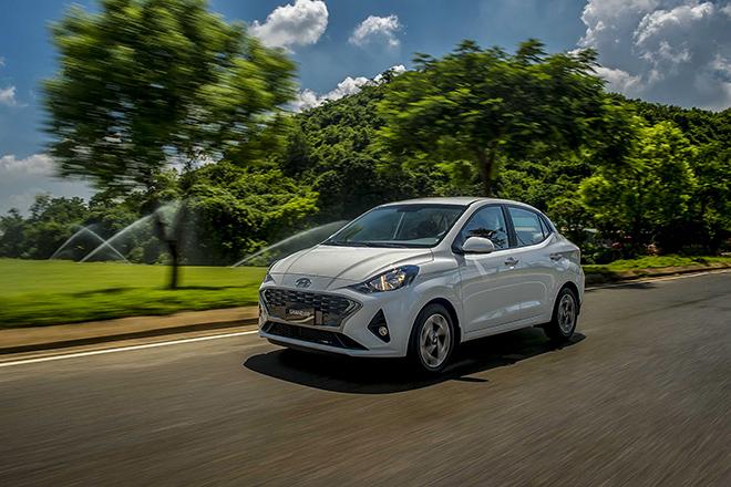 Giá lăn bánh Hyundai Grand i10 mới ra mắt - 9