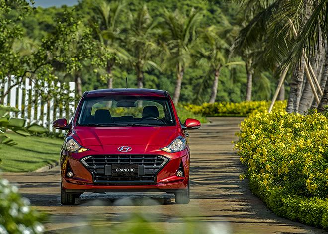 Giá lăn bánh Hyundai Grand i10 mới ra mắt - 3
