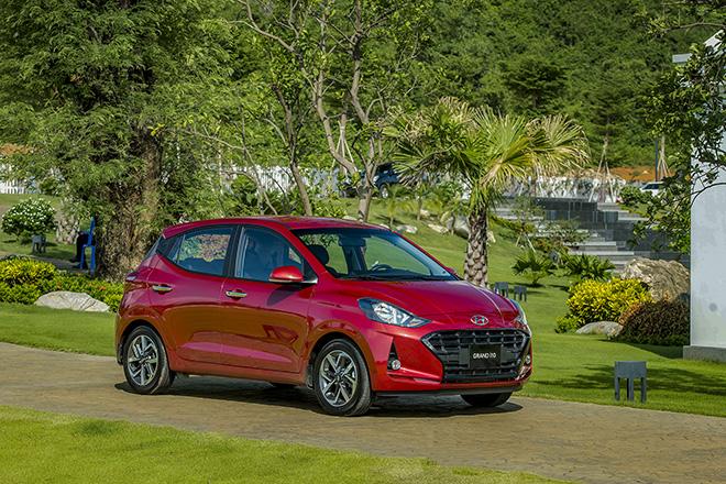 Giá lăn bánh Hyundai Grand i10 mới ra mắt - 5