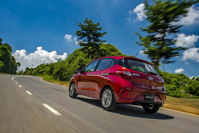 Giá lăn bánh Hyundai Grand i10 mới ra mắt - 6