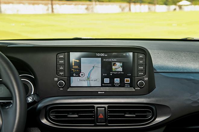 Giá lăn bánh Hyundai Grand i10 mới ra mắt - 12