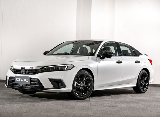 Honda Civic 2022 ra mắt, giá từ 633 triệu đồng - 1