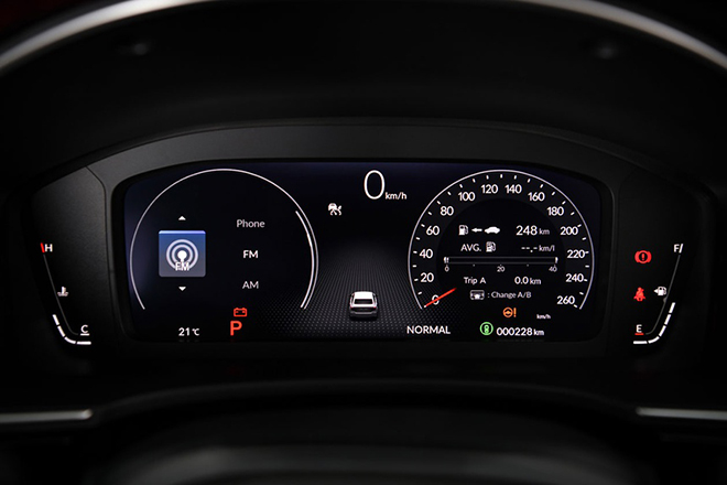 Honda Civic 2022 ra mắt, giá từ 633 triệu đồng - 11