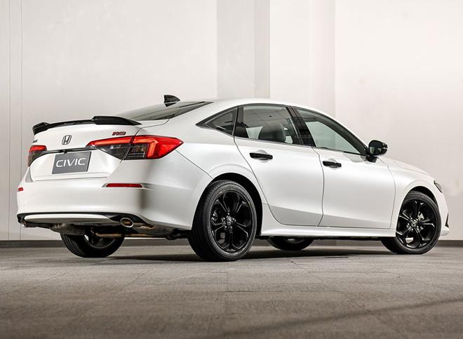 Honda Civic 2022 ra mắt, giá từ 633 triệu đồng - 14
