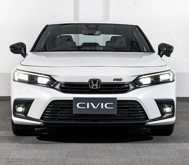 Honda Civic 2022 ra mắt, giá từ 633 triệu đồng - 3