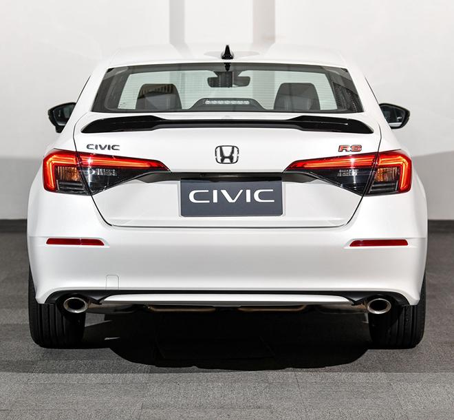 Honda Civic 2022 ra mắt, giá từ 633 triệu đồng - 7
