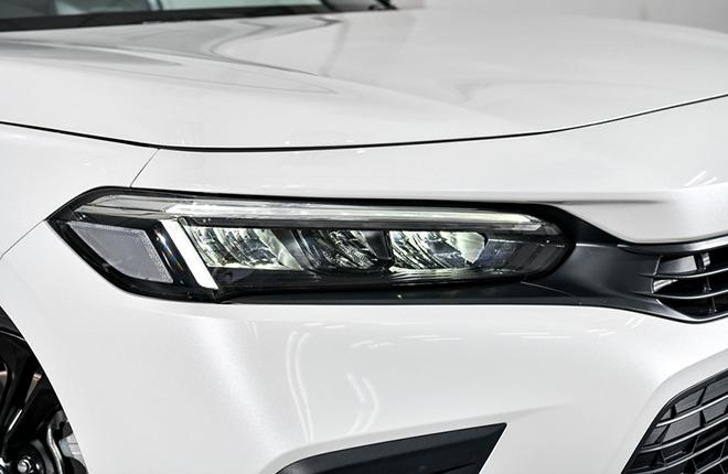 Honda Civic 2022 ra mắt, giá từ 633 triệu đồng - 4