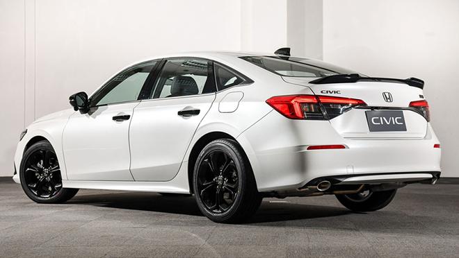 Honda Civic 2022 ra mắt, giá từ 633 triệu đồng - 8