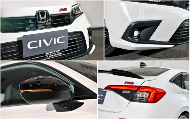 Honda Civic 2022 ra mắt, giá từ 633 triệu đồng - 5