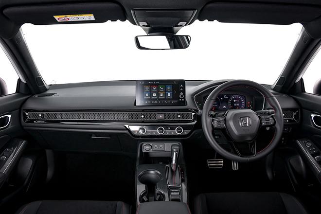 Honda Civic 2022 ra mắt, giá từ 633 triệu đồng - 9