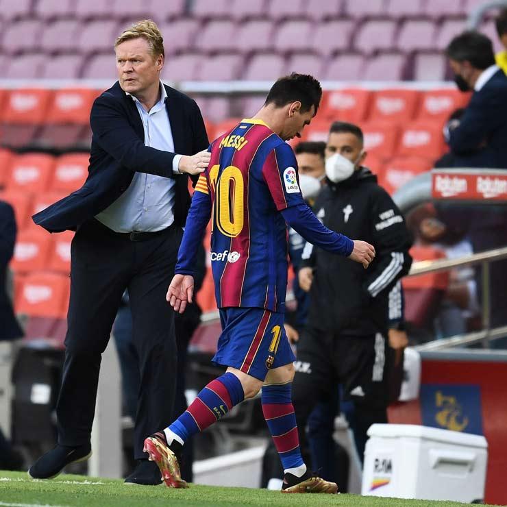 Chấn động đại gia châu Á mời Messi lương 1 tỷ euro/3 năm, ngáng đường PSG - 1