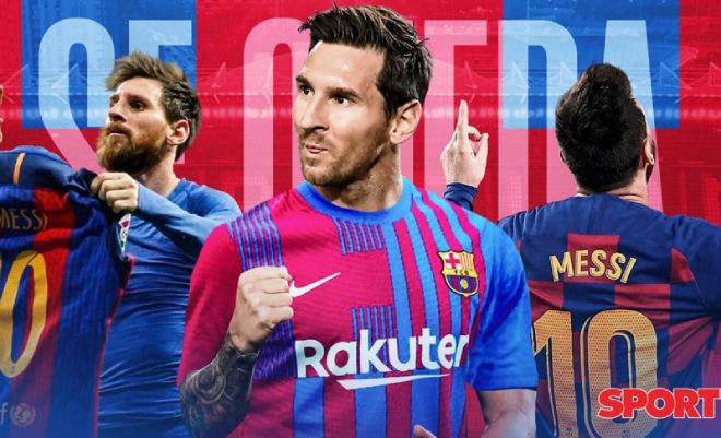 Barca công bố số áo: Bí ẩn SAO nào thay Messi mặc số 10 huyền thoại? - 3