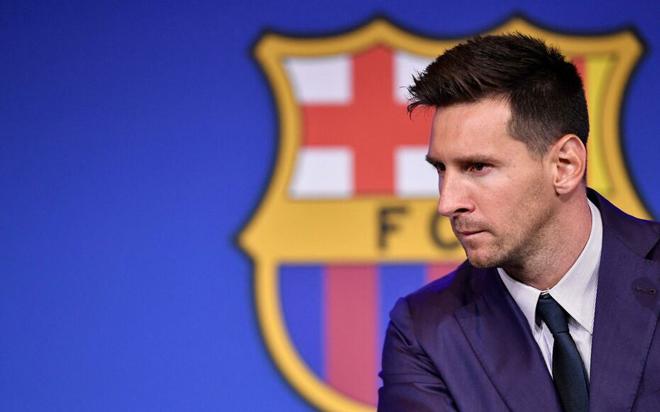 """Tin nóng nhất Messi ký hợp đồng với PSG, đêm nay họp báo ra mắt tại """"Công viên các Hoàng tử"""" - 5"""
