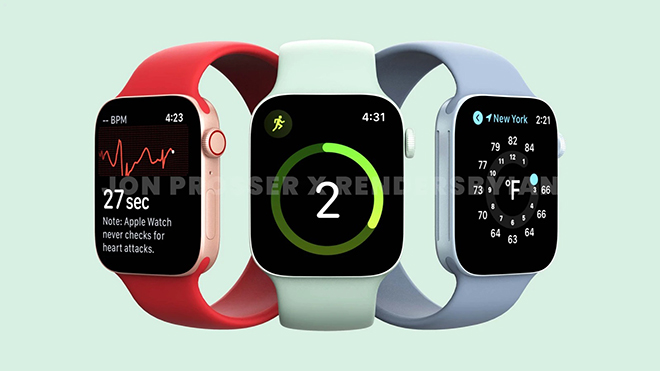 Apple Watch Series 7 sẽ có tính năng gì khiến Fan phấn khích? - 1