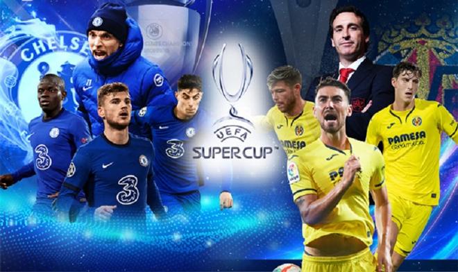 Trực tiếp bóng đá tuần này có gì hot nhất: Siêu cúp châu Âu hay đại chiến Tottenham - Man City? - 1