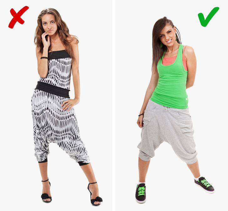 Những lỗi ăn mặc khiến bạn mãi chẳng thể khá lên nổi trong mắt đối phương - 4
