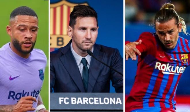 """Messi rời Barca: Lộ diện SAO hưởng lợi nhất, thành """"ông trùm lương bổng"""" mới - 1"""