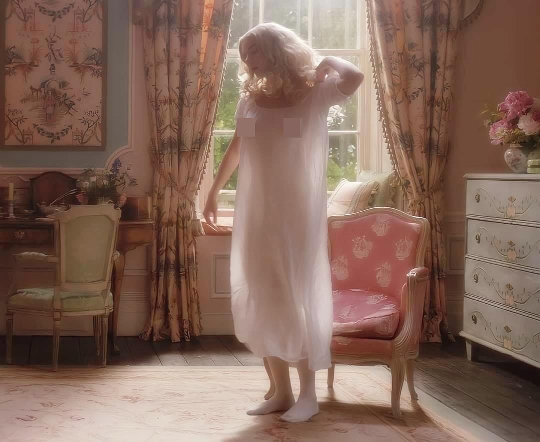 """Bộ váy trong phim đoạt giải """"Trang phục đẹp nhất Oscar"""" bất ngờ gây tranh cãi - 3"""