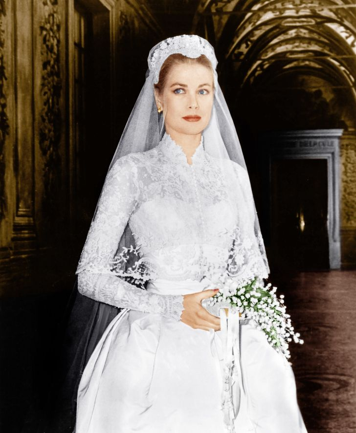 10 chiếc váy cưới mang tính biểu tượng nhất trong lịch sử thời trang - 4