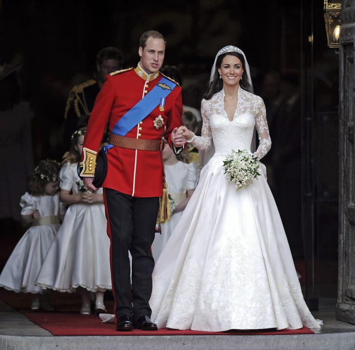 10 chiếc váy cưới mang tính biểu tượng nhất trong lịch sử thời trang - 3