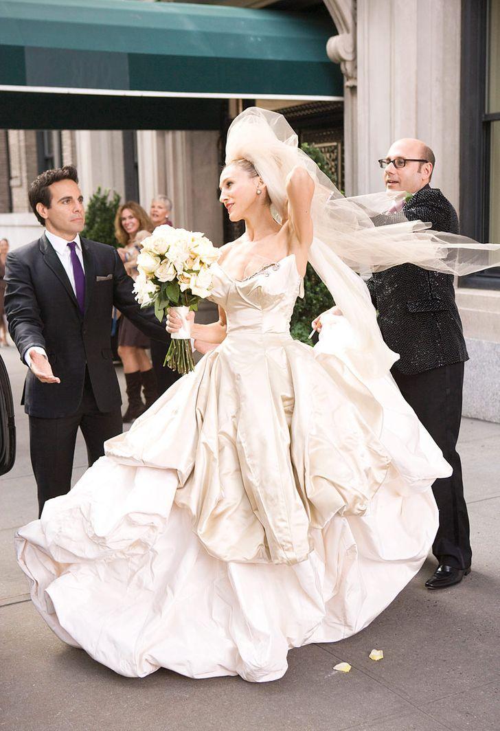 10 chiếc váy cưới mang tính biểu tượng nhất trong lịch sử thời trang - 5