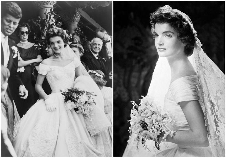 10 chiếc váy cưới mang tính biểu tượng nhất trong lịch sử thời trang - 6