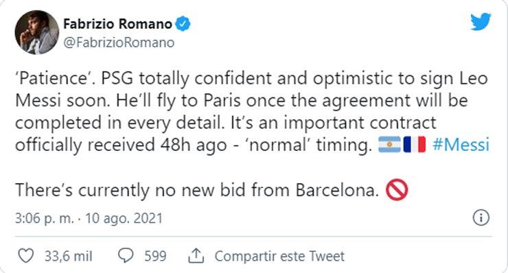 """Messi chuẩn bị đến PSG: Hợp đồng """"bom tấn"""" sẽ được ký trong 48 giờ nữa - 3"""