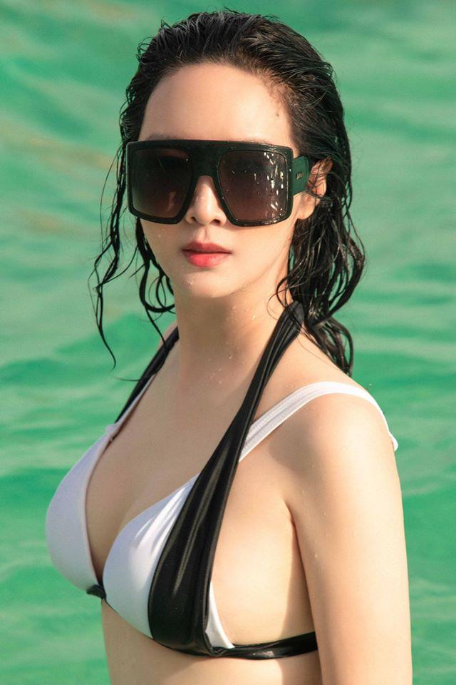 """Vẻ đẹp nghiêng thành thời trẻ khiến nhiều tỷ phú """"ngã gục"""" của hoa hậu Đền Hùng - 5"""
