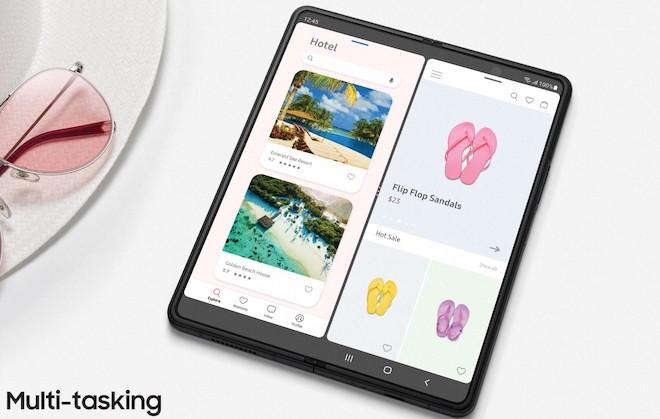Samsung giới thiệu bộ đôi siêu phẩm màn hình gập Galaxy Z Fold3 và Z Flip3 - 1