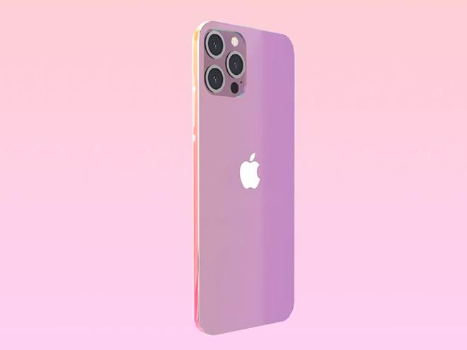 """Fan hết hồn với concept iPhone 13 không viền, không cạnh, không """"tai thỏ"""" - 3"""