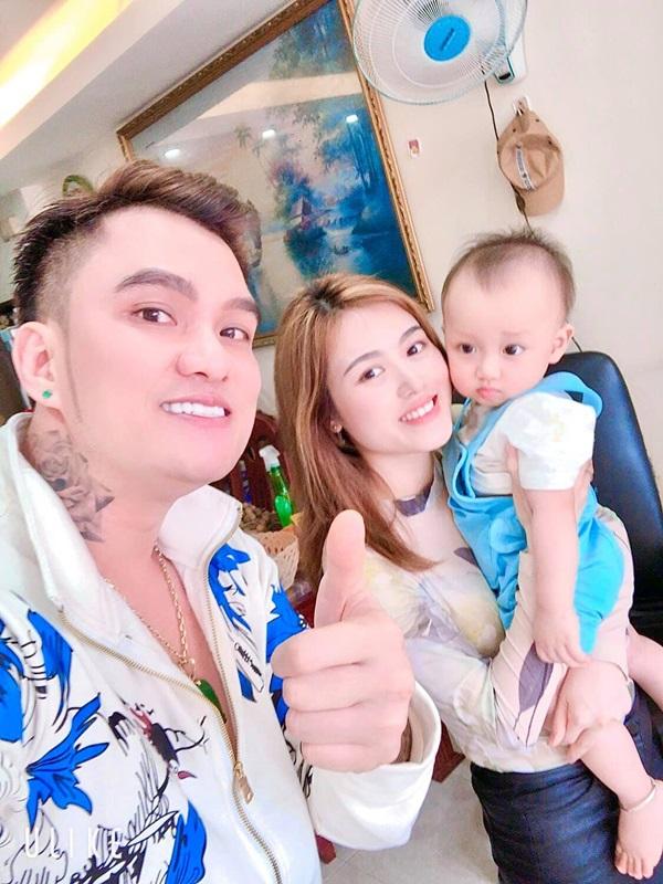 Sao Việt lấy vợ là fan của mình: Lam Trường cưới cô bé từng bế trên tay - 6
