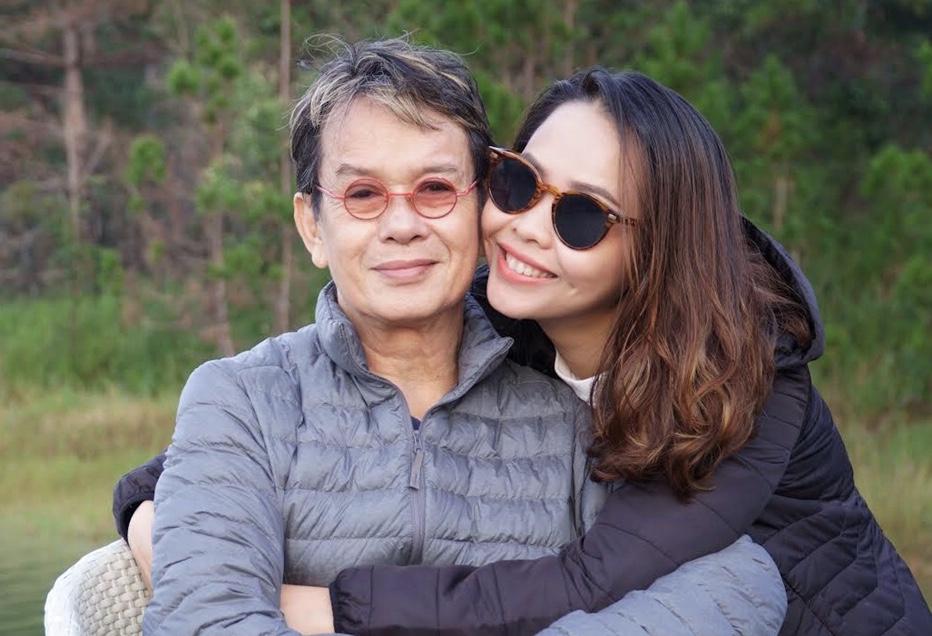 Sao Việt lấy vợ là fan của mình: Lam Trường cưới cô bé từng bế trên tay - 7
