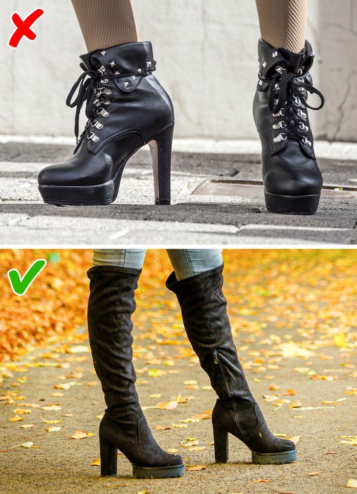 7 kiểu giày dép giúp đôi chân bạn thon đẹp quyến rũ hơn - 6