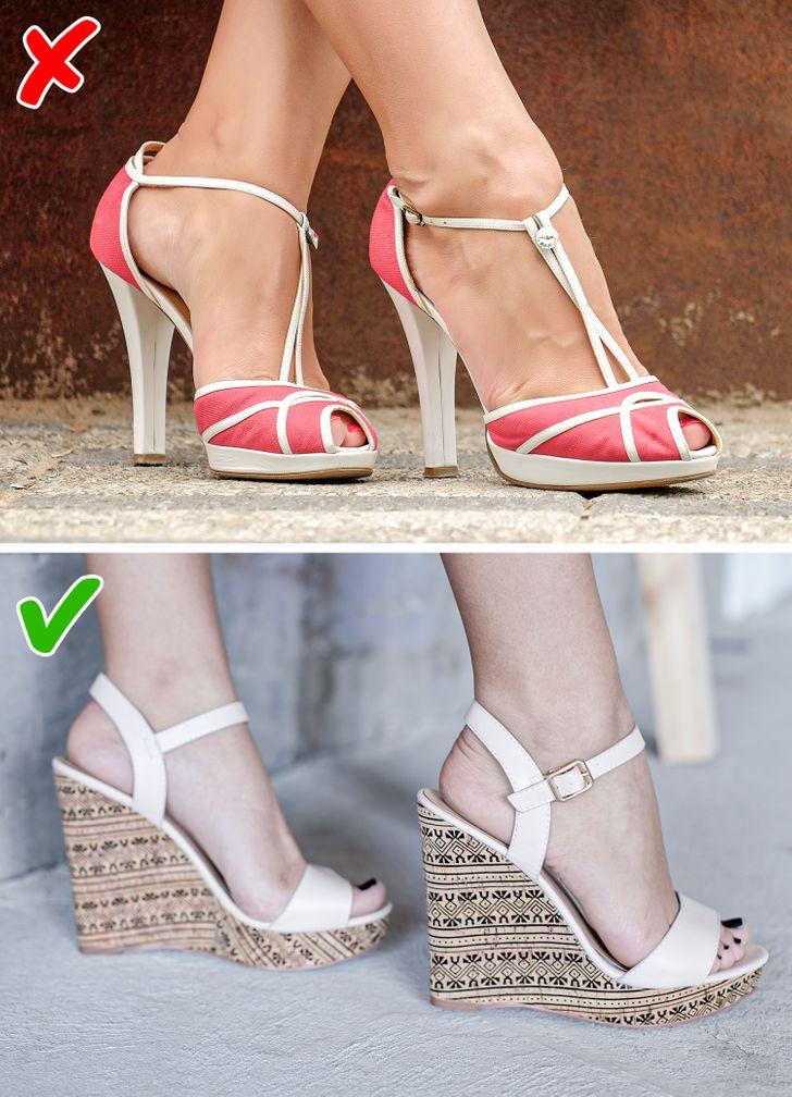 7 kiểu giày dép giúp đôi chân bạn thon đẹp quyến rũ hơn - 4