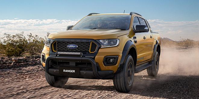 Giá xe bán tải Ford Ranger lăn bánh tháng 8/2021, ưu đãi 20 triệu đồng - 15