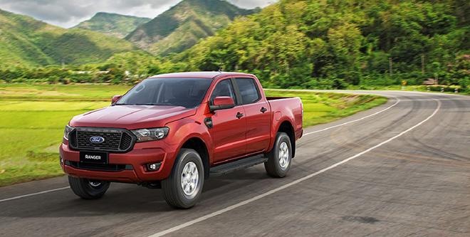 Giá xe bán tải Ford Ranger lăn bánh tháng 8/2021, ưu đãi 20 triệu đồng - 4