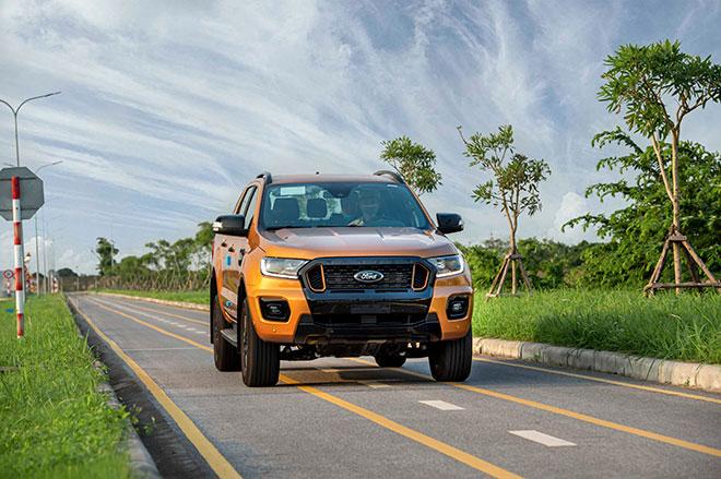 Giá xe bán tải Ford Ranger lăn bánh tháng 8/2021, ưu đãi 20 triệu đồng - 1
