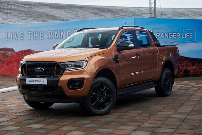 Giá xe bán tải Ford Ranger lăn bánh tháng 8/2021, ưu đãi 20 triệu đồng - 5
